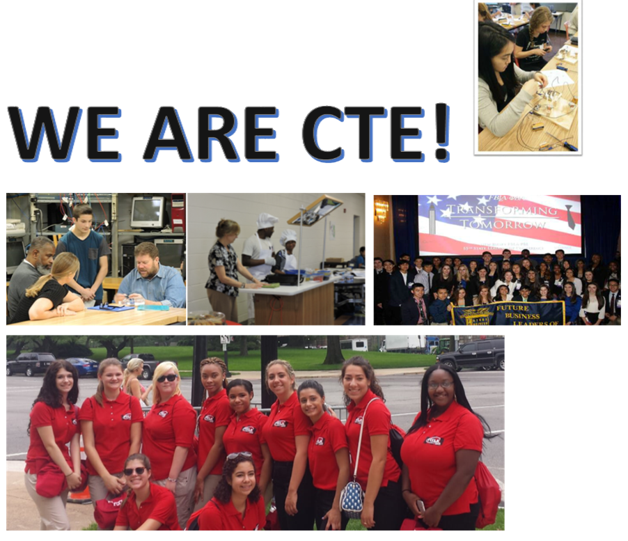 We Are CTE Logo