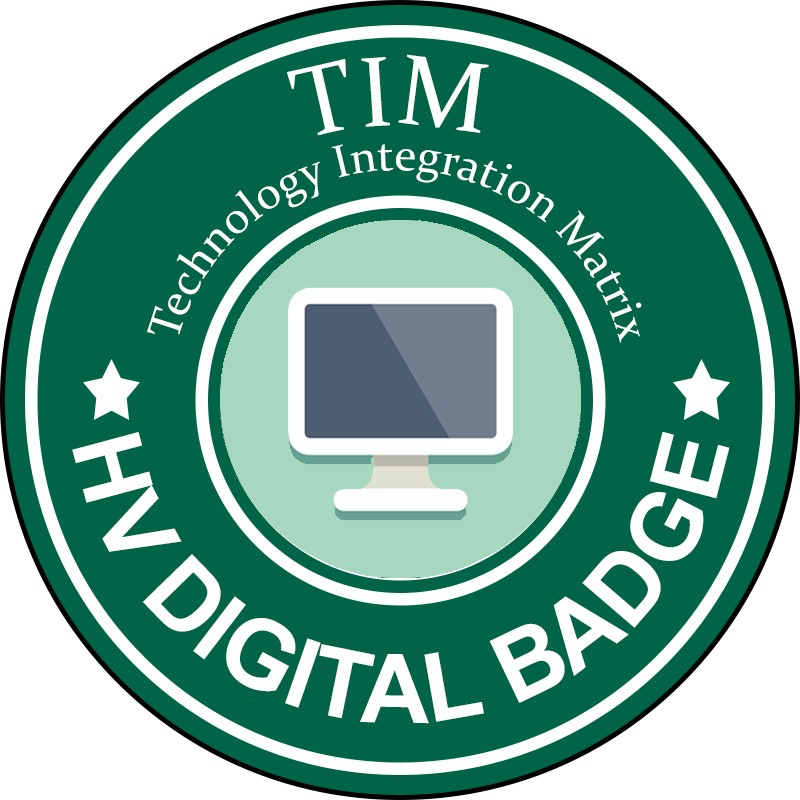 TIM badge