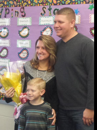 Slusarski Teacher of Year