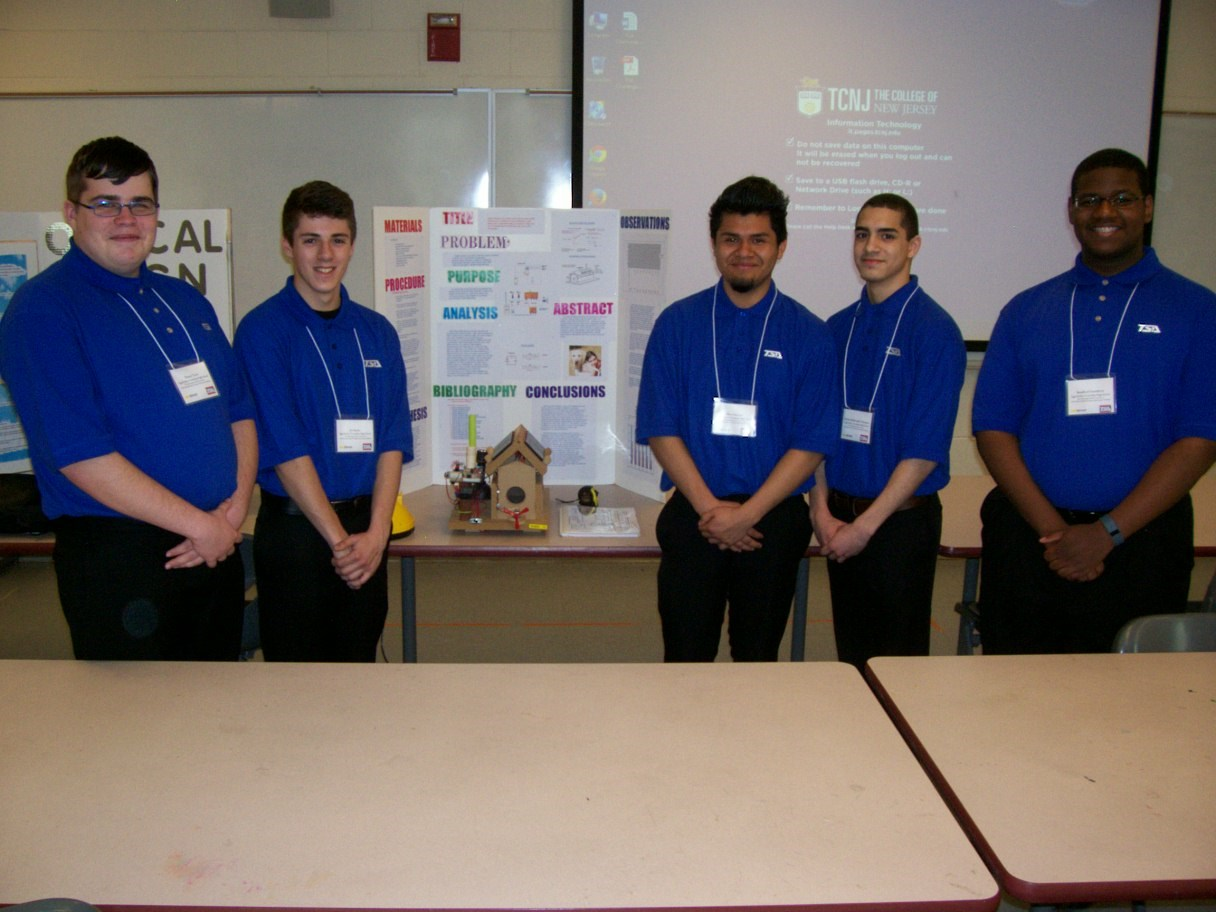 TSA 2016 TEAM Optial Engineering Winners