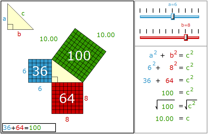 Pythagorean Theorem Games